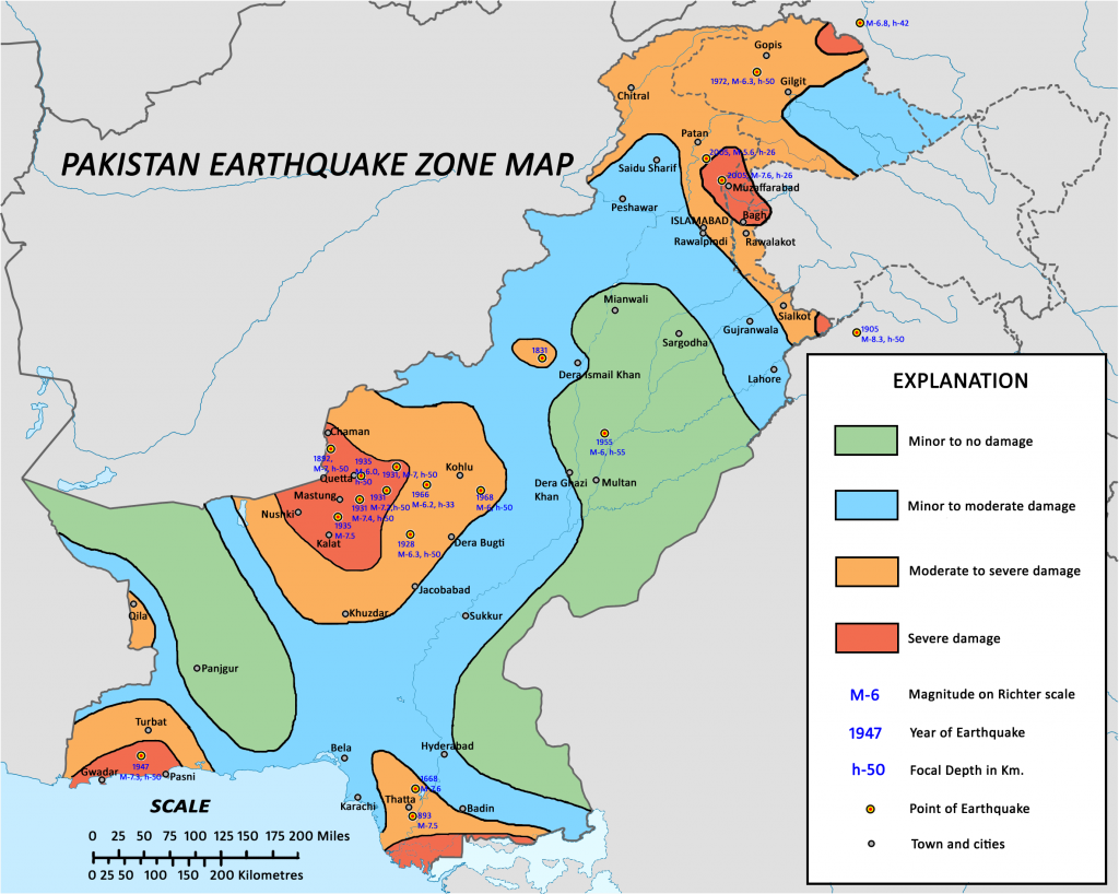 essay about earthquake in pakistan 2005 The 2005 kashmir earthquake occurred at 08:50:39 pakistan standard time on 8 october in pakistan administered areas of kashmir it was centered near the city of muzaffarabad, and also affected pakistan's khyber pakhtunkhwa province and the indian state of jammu and kashmir.