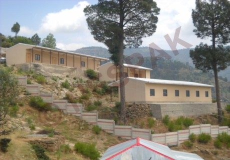 Planning and Construction Management 309 Schools in Education Sector AJK in Light Gauge Technology
