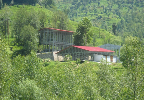 Planning and Construction Management of 124 Schools in Education Sector Battagram and Shangla in Light Gauge Technology