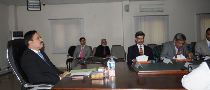 4th Meeting of PSC for NBCDP